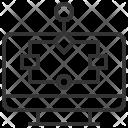 Flowchart Concept Seo Icon