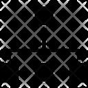 Diagram Hosting Internet Icon