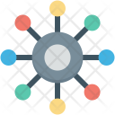 Flowchart Algorithm Connection Icon