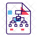 Strategy Plan Scheme Icon