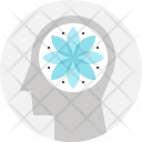 Flower Harmony Relaxation Icon