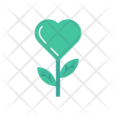Flower Proposal Nature Icon