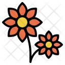 Flower Petal Blossom Icon