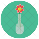 Flower Case Smell Icon