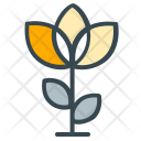 Flower Smell Fragrance Icon