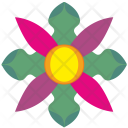Wild Acid Rose Icon