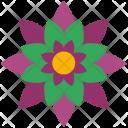 Rose Plant Bud Icon