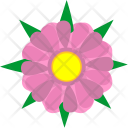 Rose Bud Flower Icon
