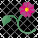 Cut Plant Rose Icon