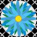 Complex Flora Nature Icon