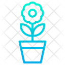 Garden Flower Nature Enviroment Icon