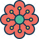 Bloom Blooming Decorative Icon