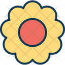 Blooming Clover Flower Ecology Icon