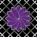 Bloom Flower Herb Icon
