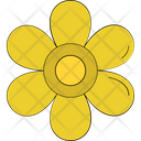 Flower Daisy Floral Icon