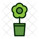 Flower Plant Ecology Icon