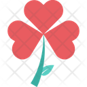 Flower Blooming Floral Icon