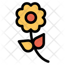 Blossom Ecology Flower Icon