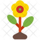 Flower Spring Plant Icon
