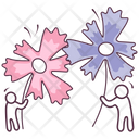 Flower Blossom Nature Icon