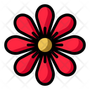 Flower Blossom Plant Icon