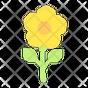 Flower Gardening Garder Icon