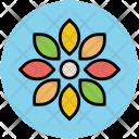 Flower Petals Petal Icon