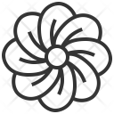 Flower Cold Treatment Icon