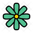 Flower Park Nature Icon