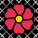 Flower Park Nature Icon