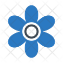 Flower Bloom Nature Icon