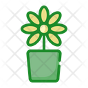 Flower Ecology Nature Icon
