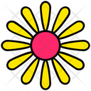Summer Flower Floral Icon