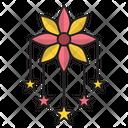 Flower Decoration Eid Icon