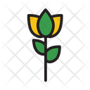 Ecology Environment Floral Icon