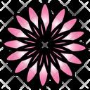 Flower Garden Beautiful Icon