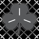 Flower Leaf Clover Icon