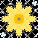 Flower Decoration Botanial Icon