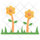 Flower Spring Plant Icon