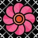 Flower Nature Season Icon