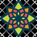 Flower Decorative Pattern Icon