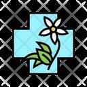 Flower Natural Medicine Icon