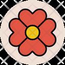 Flower Decoration Bloom Icon