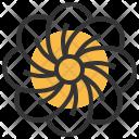 Flower Spring Egg Icon