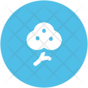Flower And Leaf Icon