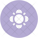 Flower Floral Daisy Icon