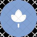 Flower Leaf Ecology Icon