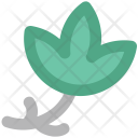 Flower With Stem Icon