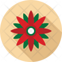Flower Bookey Decoration Icon