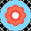 Flower Macro Bloom Icon